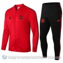 Chandal del Manchester United N98 19-20 Rojo
