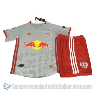 Camiseta New York Red Bull Primera Nino 2019