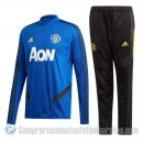 Chandal del Manchester United 19-20 Azul
