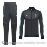 Chandal del Juventus 19-20 Gris Oscuro