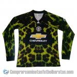 Camiseta Manchester United EA Sports Manga Larga 18-19