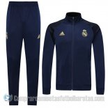 Chandal del Real Madrid 19-20 Azul Oscuro