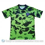 Camiseta de Entrenamiento Paris Saint-Germain 19-20 Verde