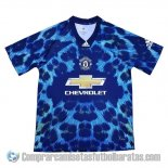 Camiseta Manchester United EA Sports 18-19 Azul