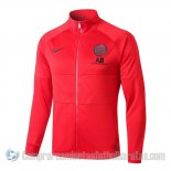Chaqueta del Paris Saint-Germain 19-20 Rojo