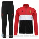 Chandal del Manchester United 19-20 Rojo