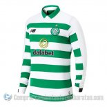 Camiseta Celtic Primera Manga Larga 19-20
